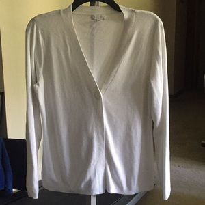 Charter Club Sweater Cardigan M